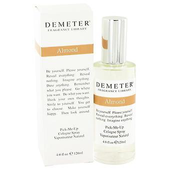 Demeter almond cologne spray by demeter 426359 120 ml