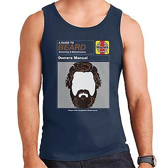 Haynes Beard Workshop Manual Men's Vest