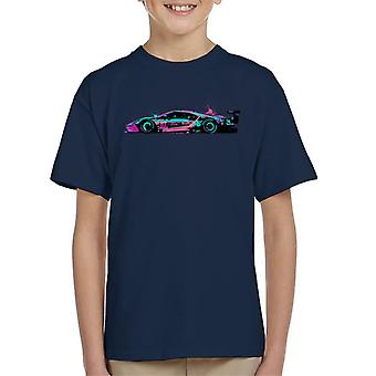 Motorsport Images Ford GT Keating Kid's T-paita