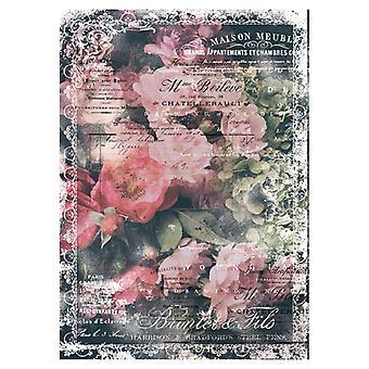 Re-Design with Prima Celeste 19x30 Inch Mulberry Tissue Paper