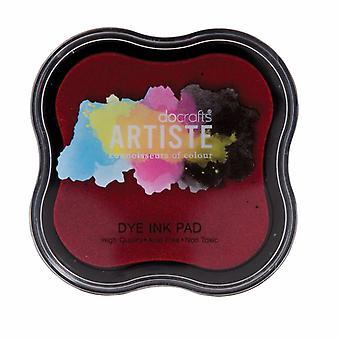 Docrafts Dye Ink Pads - Red