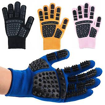 Chat Grooming Glove Cat Hair Deshedding Brosse Gants Dog Comb Pour Cats Bath