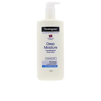 Neutrogena Deep Moisture Body Lotion Dry Skin 400 Ml For Women