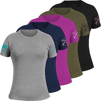 Grunt Style Women's Basic Crewneck T-paita
