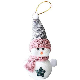 Snowman Decorative Pendant - Home Ornament  For Decor