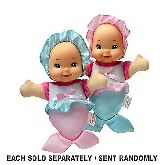 Baby-apos;s First Mermaids Dolls in Crate (1pc Random Style)