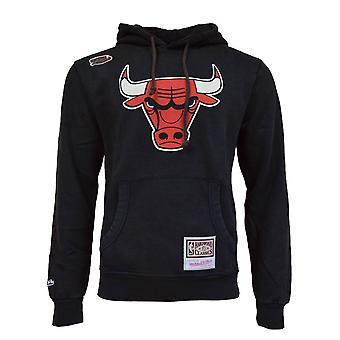 Mitchell & Ness Nba Chicago Bulls MNNBAINTL870CHIBULBLK basketball all year men sweatshirts