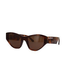 Balenciaga BB0097S 003 هافانا / براون النظارات الشمسية