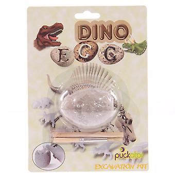 Fun Excavation Dig it Out Kit - Glow in the Dark Dinosaur 1 x Pack