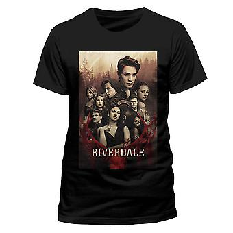 Riverdale Unisex Adults Poster Print T-Shirt