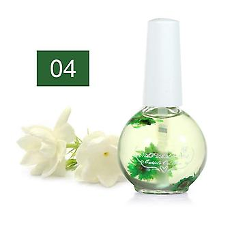 8 Odors Nail Nutrition Oil Nail Polish Treatment Cuticle Revitalizer Oil Prevent Agnail Nourish Skin Nail Care