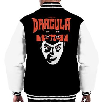 Dracula A Motion Picture Men's Varsity Jacket