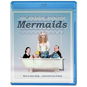 Mermaids [Blu-ray] USA import