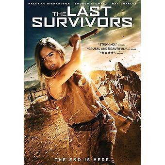 Last Survivors [DVD] USA import