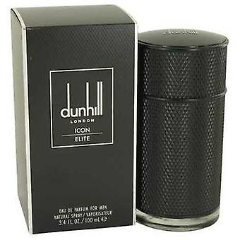 Dunhill Icon Elite door Alfred Dunhill Eau De Parfum Spray 3.4 Oz (heren) V728-535398