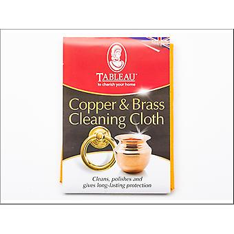Tableau Copper/Brass Cleaning Cloth TBC