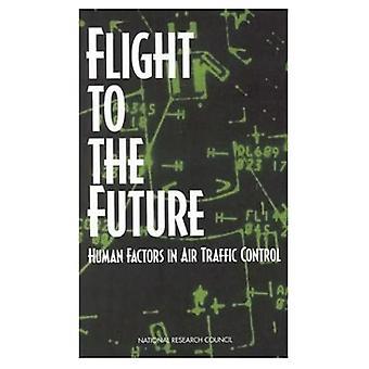 Vlucht naar de toekomst: Menselijke factoren in de luchtverkeersleiding