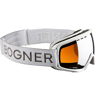 Bogner yksivärinen valkoinen