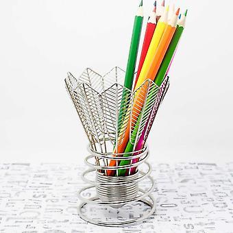 حاوية القلم تنس الريشة