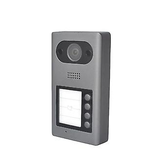 Multi-language Ip Metal Villa Doorbell Vidéo Intercom