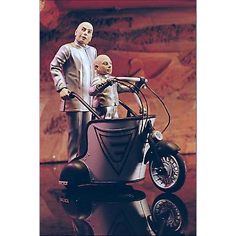 Dr Evil and Mini Me Figure Set (Mike Myers) (by McFarlane Toys 14210)