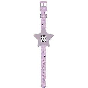 Hello kitty watch lcd watch hk25961