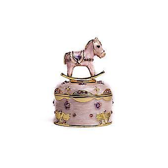 Rocking Horse Trinket Box