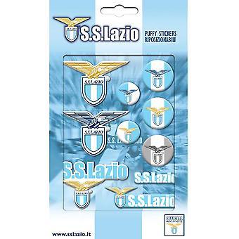 SS Lazio Bubble Sticker Set