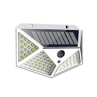 New Led Solar Light Bulb Wall Pir Motion Sensor Waterproof Outdoor Lighting