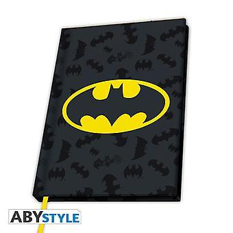 """DC Comics - A5 """" Batman Logo"""" Notebook"""