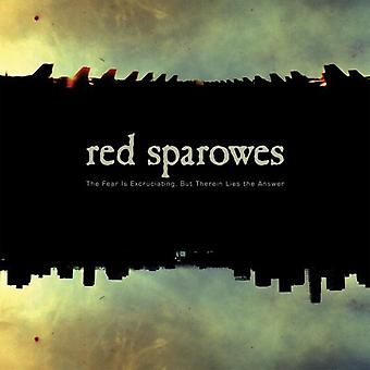Red Sparowes - Fear Is Excruciating Buttherein Lies the Answer [CD] USA import
