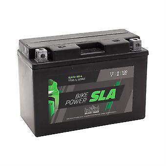 intAct YT9B-4 / 50902 Sealed Activated SLA Bike-Power Battery