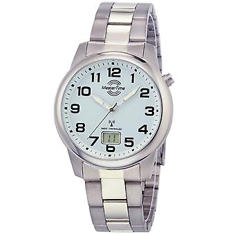 Mens Watch Master Time MTGT-10653-40M, Quartz, 41mm, 5ATM