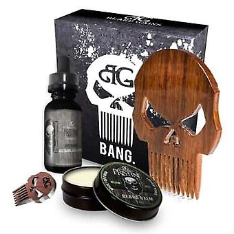 Punisher Beard Care Kit