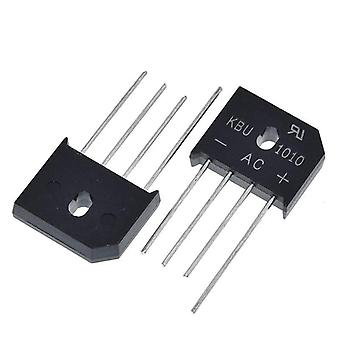 Kbu1010, Kbu-1010, 10a - Zip Diode Bridge Rectifier