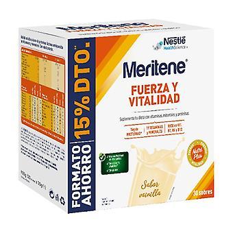 Meritene Vanilla Shake Pack 30 packets