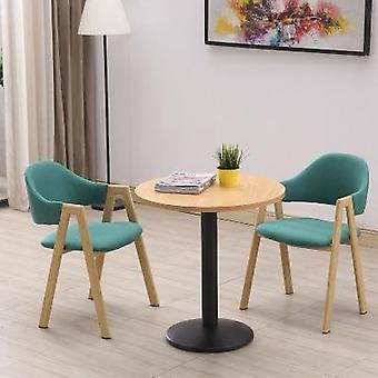 Cafe Furniture Sets Modern Simple Europe And America Solid Wood