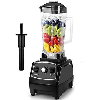 2200w- Commercial Blender Mixer For Food Processor, Blade Juicer, Ice Smoothie