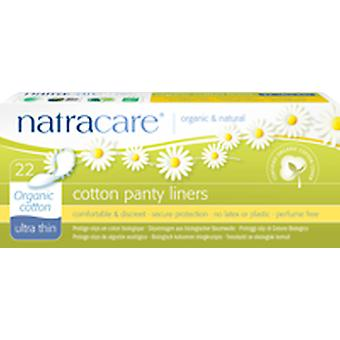 Natracare Ultra Thin Panty Liners 22 Pieces