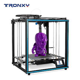 Tronxy 2020 ترقية جديدة x5sa 24v diy 3d الطابعة طقم الأساسية معدنية بناء لوحة 330 * 330mm الحرارة الجدول 3d آلة خيط الاستشعار