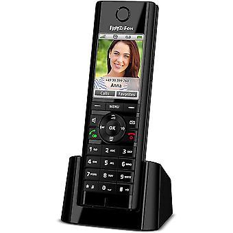 HanFei FRITZ! Fon C5 DECT-Komforttelefon (hochwertiges Farbdisplay, HD-Telefonie,
