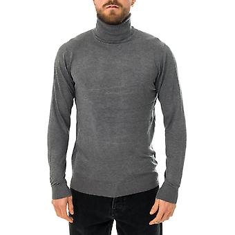 John Richmond sweater hoodwinked men's sweater uma20122.gry
