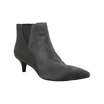 Bandolino Womens Wishstar Leather Pointed Toe Ankle Fashion Boots