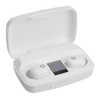 TWS Wireless bluetooth 5.0 Auricolare Touch LED Display digitale Sport Hifi Cuffia con microfono