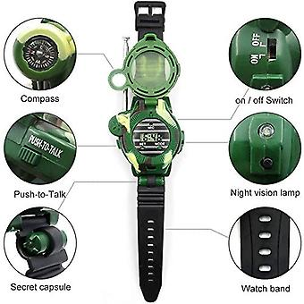 Children's Watch Boys And Girls Toys Outdoors Hiking Camping Gifts Remote Toy Watches