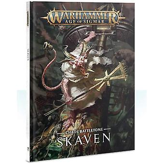 Games Workshop - Warhammer Age of Sigmar Battletome: Skaven