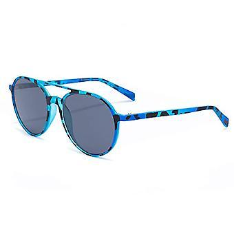 ITALIEN UAFHÆNGIGE 0038-147-027 Solbriller, Blå (Azul), 53,0 Unisex-Voksen