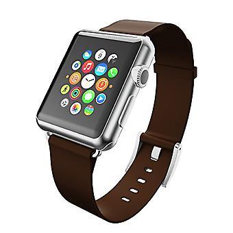 Correa de cuero Incipio Premium para todos los modelos Apple Watch 38 mm, Apple Watch, Apple Watch Sport Apple Watch Edition, Ref. 0840076142170