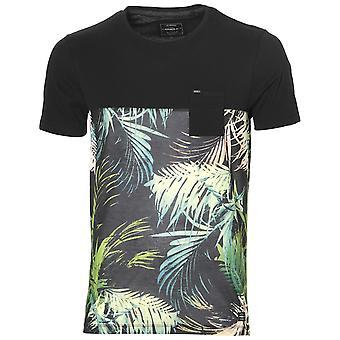 ONeill Aloha kort ermet T-skjorte i svart ut