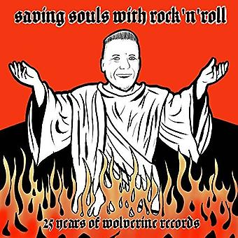 Various Artist - Saving Souls with Rock'N'Roll [CD] USA import